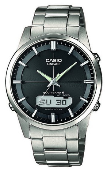 Casio Lineage LCW-M170TD-1AER complication dress watch
