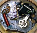 A quartz watch Patek style