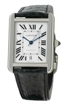 Cartier Solo quartz at around £1200