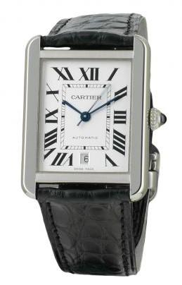 Cartier Solo quartz at around £1200