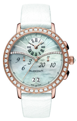 The Ladies Chronograph Large Date