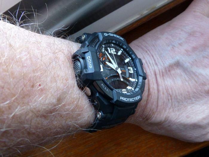 Casio GA1000-1AER-53 Big watch