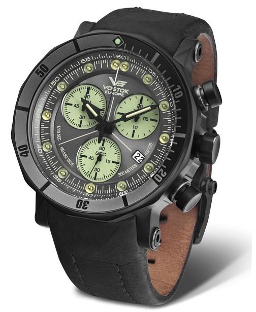Vostok-Europe Lunokhod II Grand Chronograph