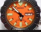 "Seiko ""Orange Monster"""