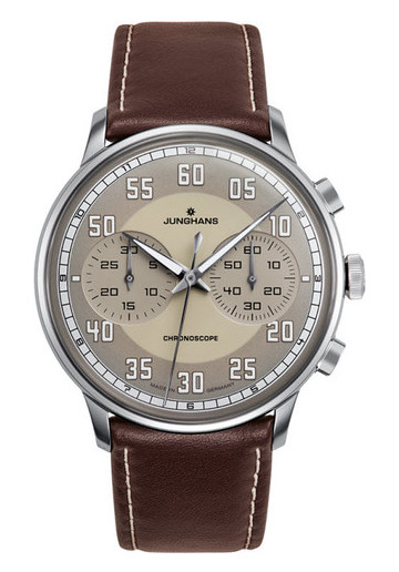 Junghans Meister Chronoscope Automatic