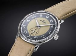 Junghans Meister Driver Hand winding