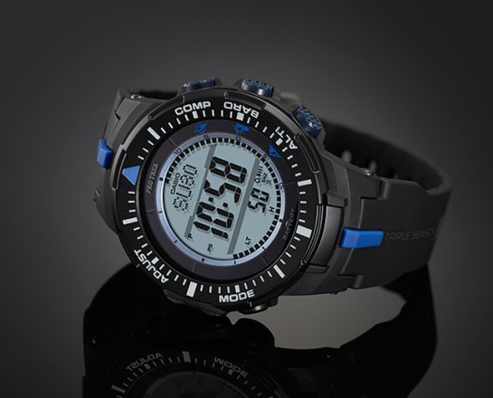 PRG-300-1A2 in black//blue with great display (best one imo)