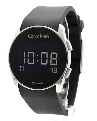 Gents Calvin Klein Future Alarm Watch