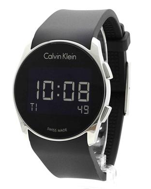 Gents Calvin Klein Future Alarm Watch