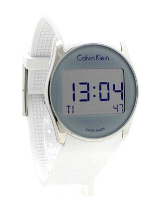 Ladies Calvin Klein Future Alarm Watch