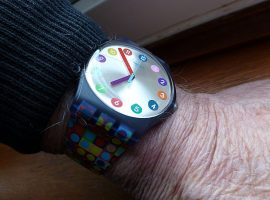 Swatch that goes with - everything!